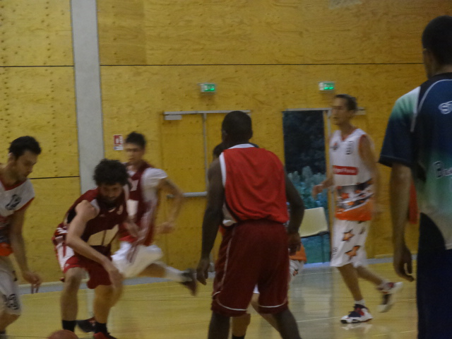 match amical seniors 14 septembre 2013